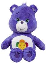 Care Bears Medium Plush With DVD - Harmony Bear