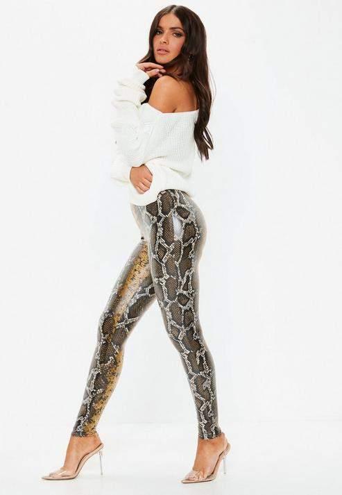 61c213d9fee2a6 Wet Look Pants - ShopStyle