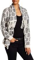 Luma Fringe Sweater Jacket