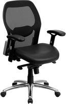 Asstd National Brand Contemporary Mid Back Office Chair