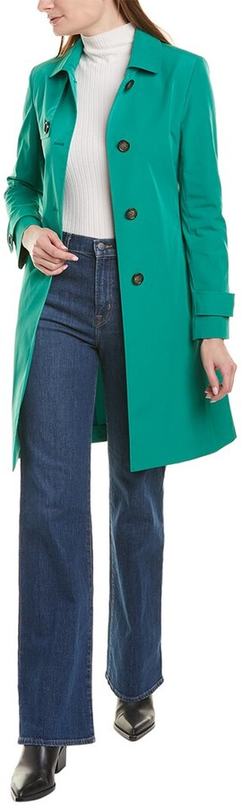 Thumbnail for your product : Cinzia Rocca Trench Coat