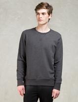 Nudie Jeans Black L/S Sven Sweatshirt