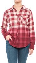 Columbia Aspen Lakes Flannel Shirt - Long Sleeve (For Women)