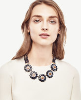 Ann Taylor Floral Necklace