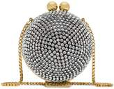 Marzook crystal-embellished clutch