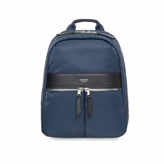 """Knomo Mayfair Beauchamp 14"""" Laptop Backpack - Dark Navy"""