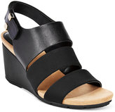 Alfani Women's Elleana Wedge Sandals, Only At Macy's