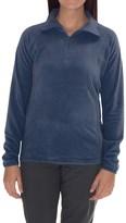 Columbia Glacial Fleece III Jacket - Long Sleeve (For Plus Size Women)