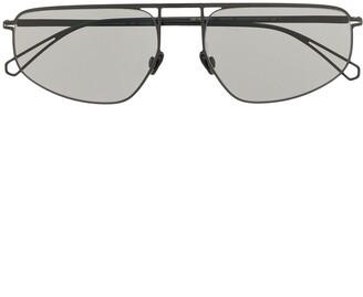 Mykita x Bernhard Willhelm Nat aviator sunglasses