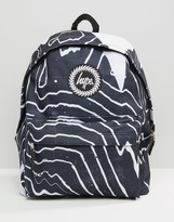 Hype Backpack Zebra