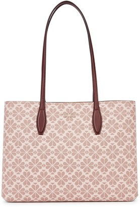 Kate Spade All Day Large Printed Coated Canvas Tote
