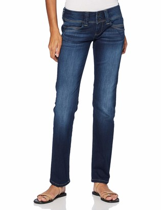 Pepe Jeans Women's Venus Straight Jeans