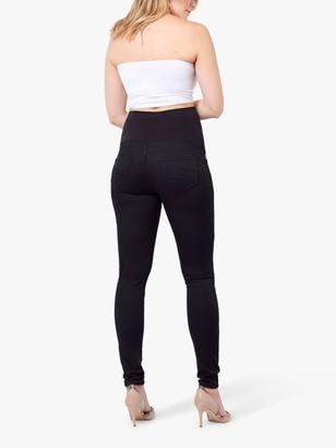 Séraphine Seraphine Archer Maternity Skinny Jeans, Black