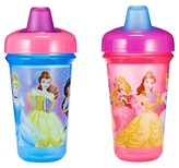 The First Years Disney Stackable Soft Spout Cup Princess 2pk