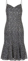 Adrianna Papell Embrodiered Sequin Dress