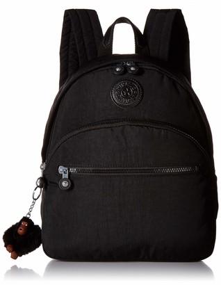 Kipling Paola Adjustable Padded Backpack Straps Zip Closure