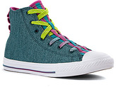 Converse Girls' Chuck Taylor All Star Loopholes Jersey HI