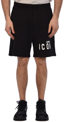 DSQUARED2 Bermuda Shorts Black