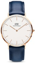 Daniel Wellington Classic Somerset Watch, 40mm