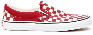 Vans Check Slip-On Sneakers