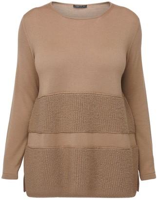 Marina Rinaldi Wool Knit Sweater