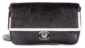 Chanel Glazed Calfskin Small Flap Bag