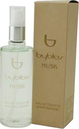 Byblos Musk for Women Eau De toilette Spray, 4.0-Ounce
