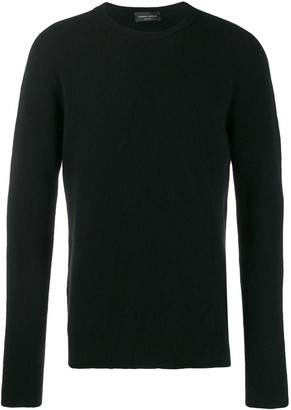 Roberto Collina Slim-Fit Knit Sweater
