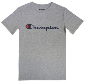Champion Little Boys Heritage Short Sleeve Tee