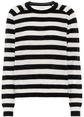 Velvet Zuri striped cashmere sweater