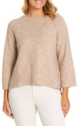 Marc O'Polo Marco Polo 3/4 Relaxed Knit Sweater