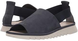 The Flexx Shore Line (Blue Nubuck) Women's Shoes