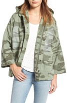 Current/Elliott Women's Fleet Admiral Camo Jacket