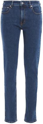 Joseph Cloud Mid-rise Slim-leg Jeans