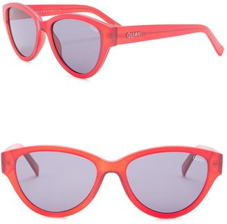Quay Rizzo 49mm Sunglasses