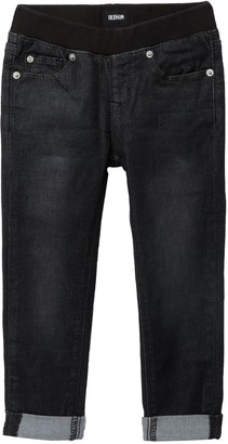 Hudson Jeans Pull-On Convertible Roll Jeans (Little Girls)
