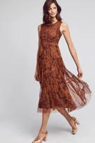 Seen Worn Kept Tie-Dye Overlay Dress