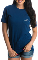 Lauren James Tied Right Tee