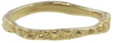 Lauren Wolf Stingray Stacking Band Ring - Yellow Gold