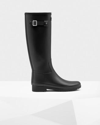 Hunter Women's Refined Slim Fit Tall Rain Boots