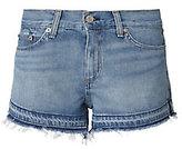 Rag & Bone Undone Hem Cutoff Shorts