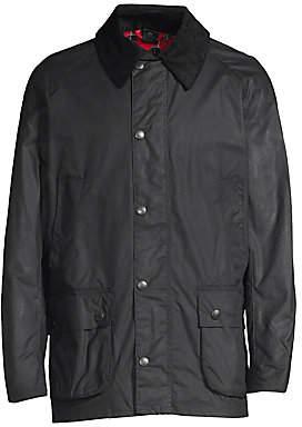 Barbour Men's Bristol Waxed Cotton Jacket