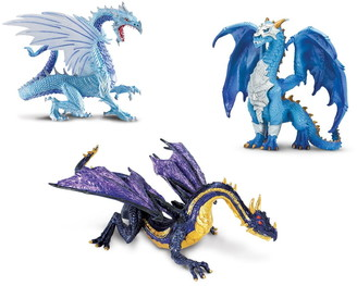 Dragon Optical Safari Ltd. Figurines
