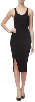 Ga Sale The Scoop Back Midi Dress