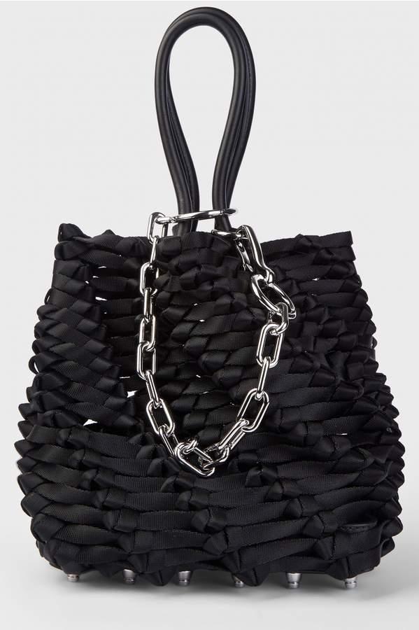 Alexander Wang Roxy Woven Bag