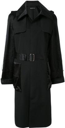 Undercover Belted Trench Coat