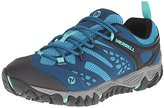 Merrell Women's All Out Blaze Vent Waterproof Hiking Shoe