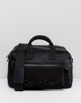 Calvin Klein Alec Duffle Bag In Medium