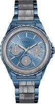 GUESS Women's Twilight Two-Tone Stainless Steel & Resin Bracelet Watch 40mm U0847L1