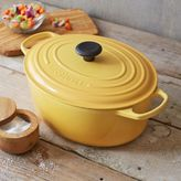 Le Creuset Signature Honey Oval French Oven, 6.75 qt.
